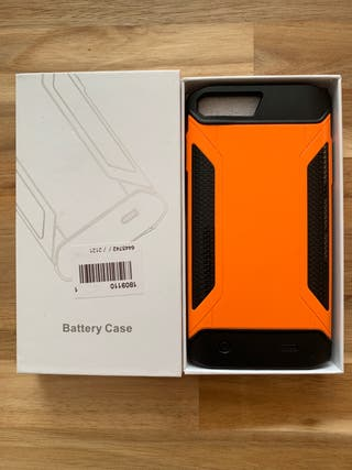Funda con batería externa IPhone 7/8 Plus