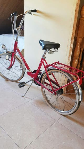 BICI PLEGABLE BH. ADULTOS.