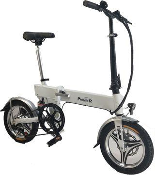 Bicicleta eléctrica plegable Pioneer Storm nueva