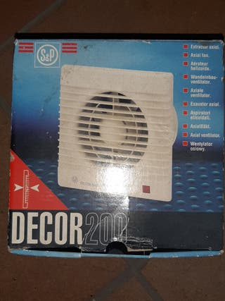 extractor axial decor 200