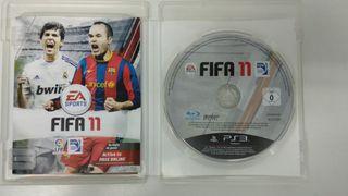 Juego PS3 FIFA 11