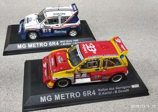 Oferta MG Metro 6R4 escala 1/43