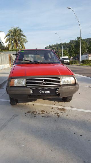 Citroen visa 1.1 RE gasolina año 1985