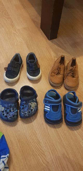 zapatos bebe del 19 al 21