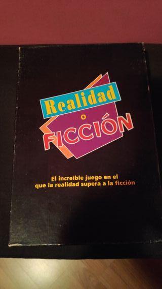 Juego de mesa realidad o ficción