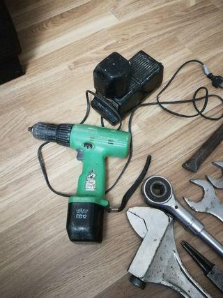 compresor y herramientas