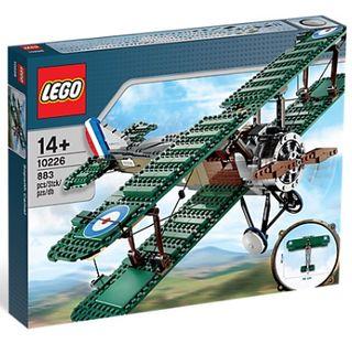 Lego 10226 - Sopwith Camel, Serie ADVANCED MODELS