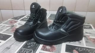 zapato de seguridad bota de trabajo