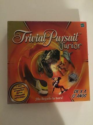 Juego de mesa: Trivial