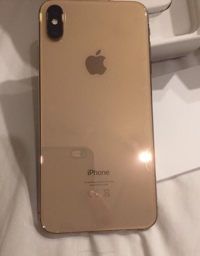 Brand new!! iPhone X'S MAX 256