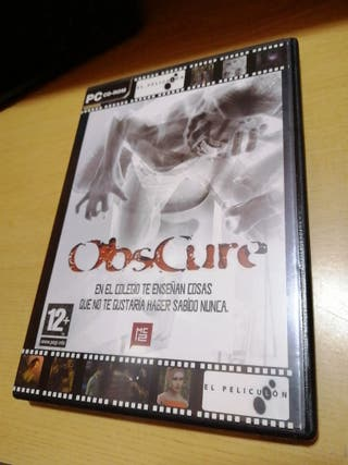 videojuego Obscure