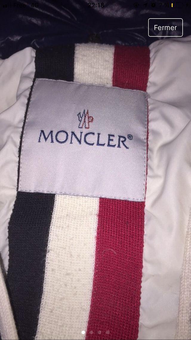Doudoune Moncler