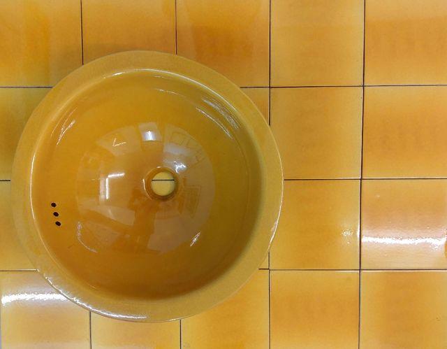 Baldosas cerámicas de la Bisbal d'Empordà