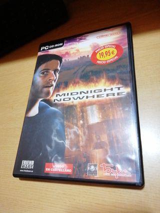 videojuego Midnight nowhere