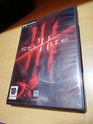 videojuego Still life