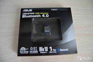 bluetooth asus bt 400 conexion pc