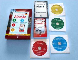 Curso de Aleman, con CD y Manual . CD-ROM Int