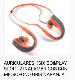 Auriculares y micro Bluetooth