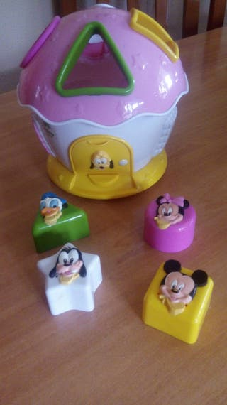 Piezas encajables Disney