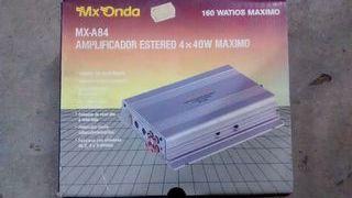 AMPLIFICADOR MX ONDA