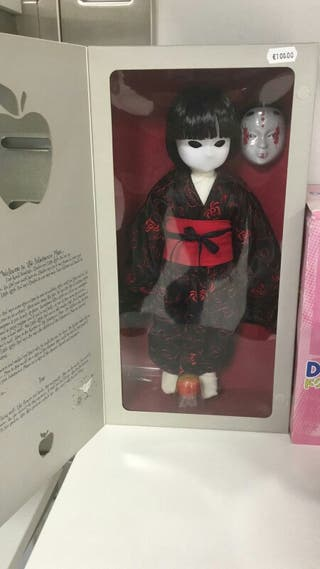 Little Apple Dolls IRAE.Nueva sin sacar de la caja