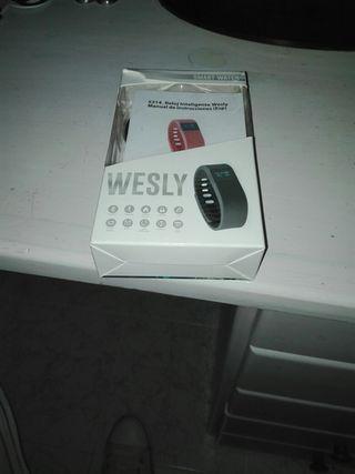 Wesly reloj inteligente de segunda mano por 10 € en Saladar