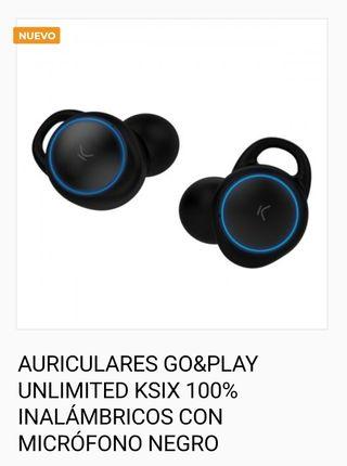 Auriculares Bluetooth (con micro)