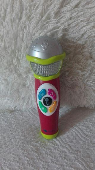 Micrófono imaginarium