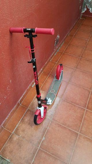 patinete rueda grande