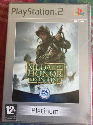 PS2 Medal or Honor