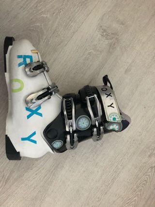 Botas esquí Roxy 25.5
