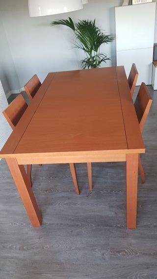 Mesa de comedor de segunda mano por 200 en zaragoza en wallapop - Wallapop mesa comedor ...