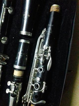 clarinete en la noblet artist