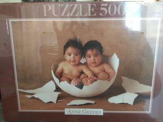 puzzle Anne Geddes 500 piezas