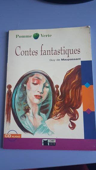 """Libro """"Contes Fantastiques"""""""