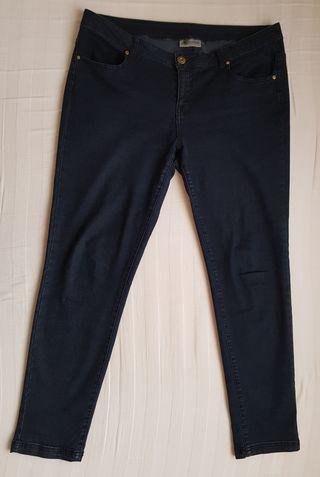 Pantalón tejano mujer