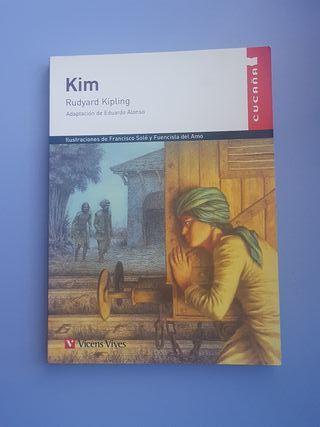 """Libro """"Kim"""""""