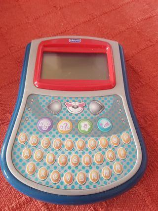 Tablet de Chicco para los pequeños