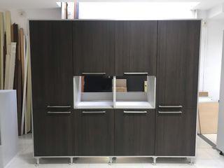 Muebles de exposición de cocina