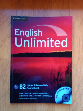 English unlimited B2 Cambridge.