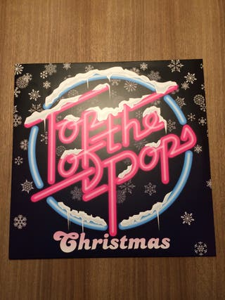 Vinilo Navidad Christmas Top of the pops