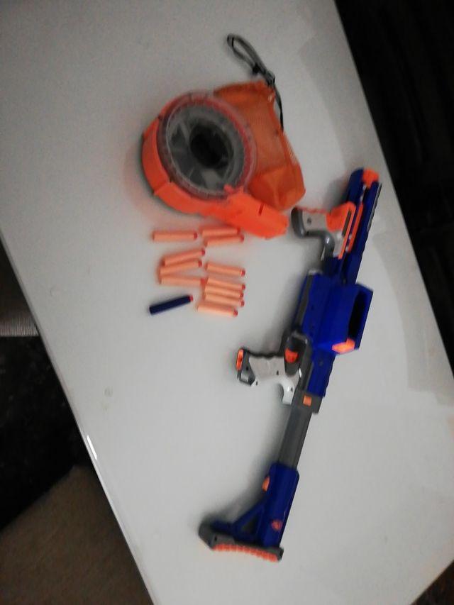 nerf strike raider cs-35