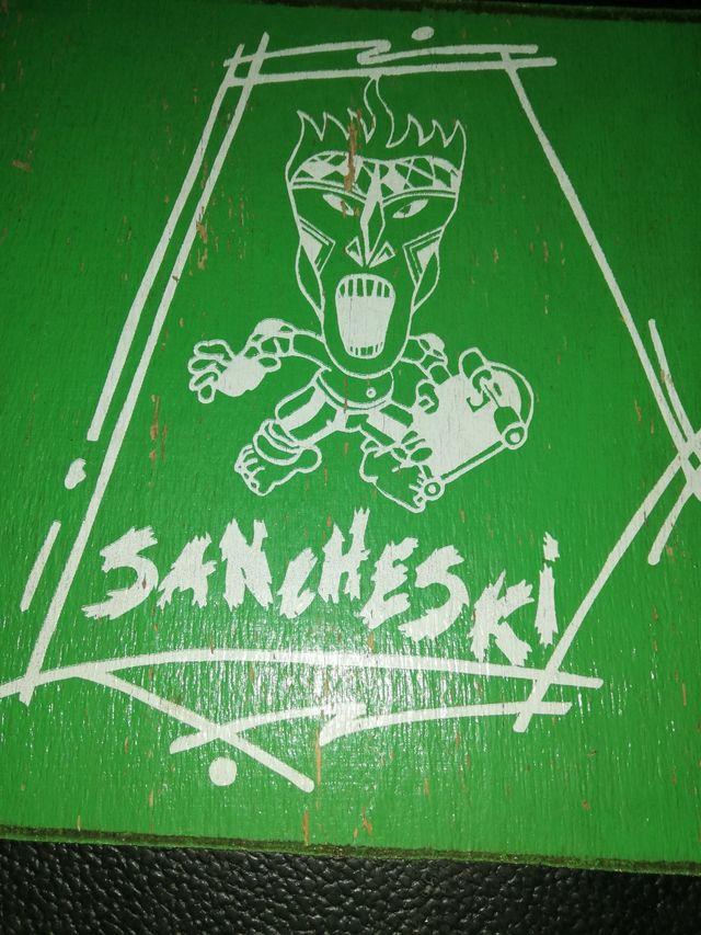 MONOPATINES SANCHESKI AÑOS 80