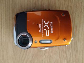 Camara Fujifilm FinePix XP30 waterproff