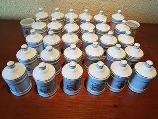 colección especieros de cerámica