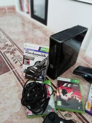 Xbox 360 250Gb. Con caja original