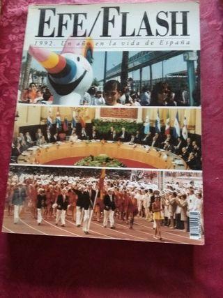 Libro año 1992, Agencia EFE