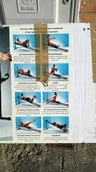 Máquinas de gimnasio para casa de segunda mano en WALLAPOP