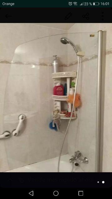 estantería baño