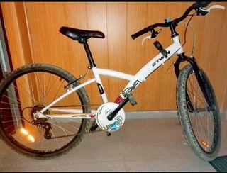 bicicleta Decathlon de 6 a 12 años perfecto estado